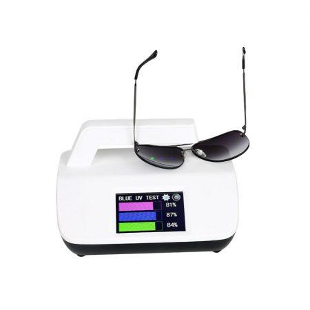 Máy đo tròng kính chống tia UV - Tia sáng xanh NCE-201