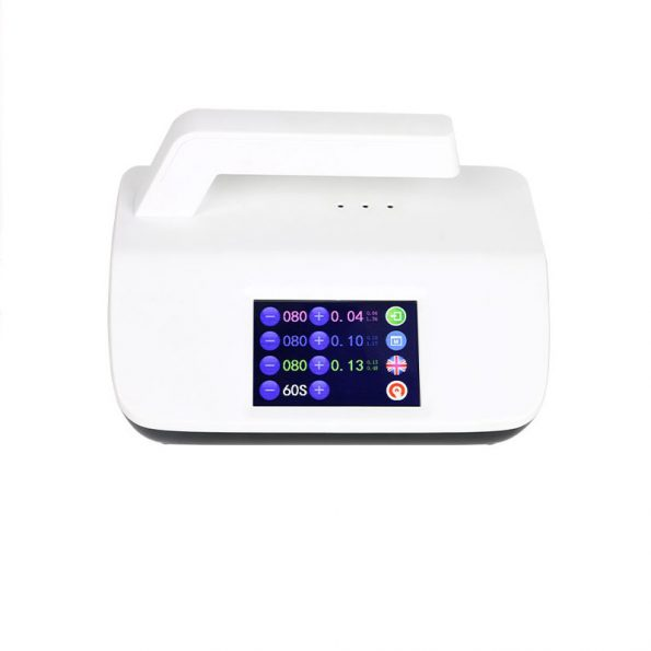 Máy đo tròng kính chống tia UV – Tia sáng xanh NCE-201
