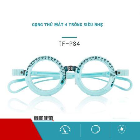 Gọng thử mắt siêu nhẹ TF-PS4
