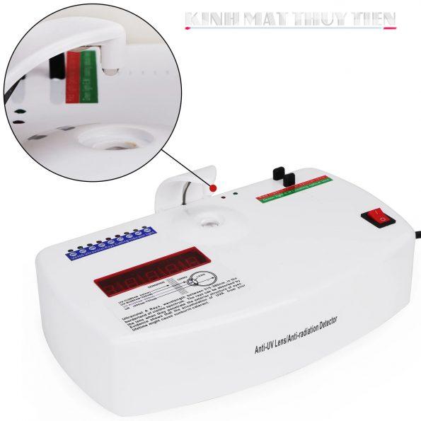 Máy đo tia UV kiêm tra tròng kính UV TESTER
