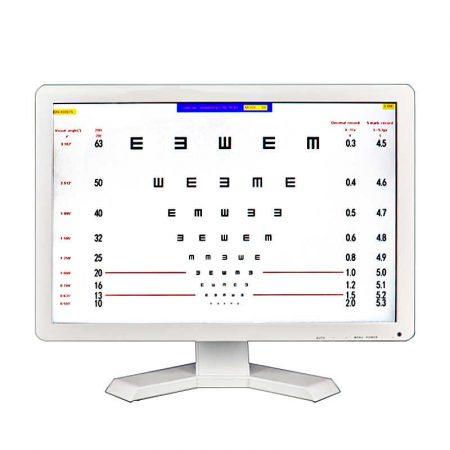 Màn hình thử thị lực VC 19
